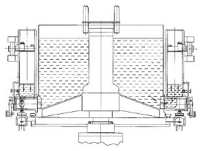 Rotary Filler Cross Section