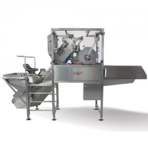 M&P Engineering Onion Peeling Machine