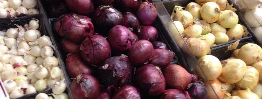 M&P - Red, White, Yellow onions blog