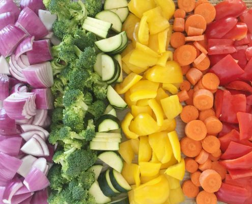 The Rise of PrePrepared Fruit and Vegetables