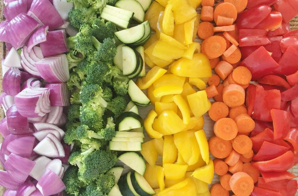 The Rise of Pre-Prepared Fruit and Vegetables
