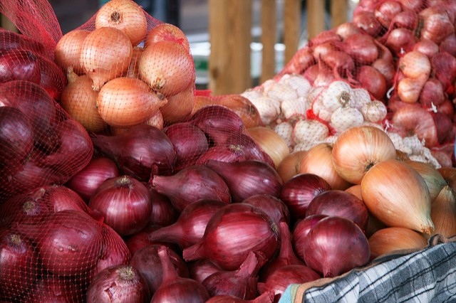 Onions: Four types and how to use them