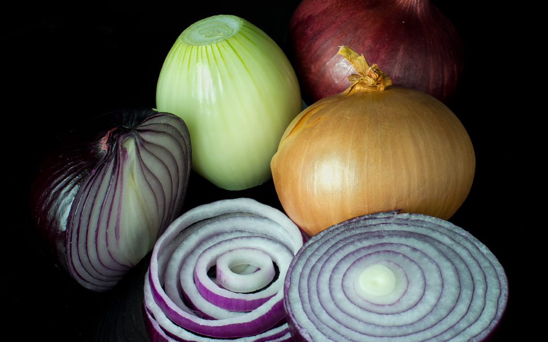 Which type of onion should you use?