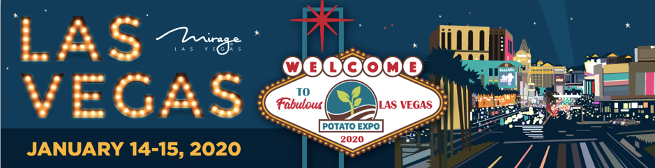 The countdown begins! Potato Expo 2020