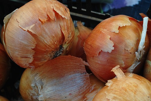 Health benefits of onion peels