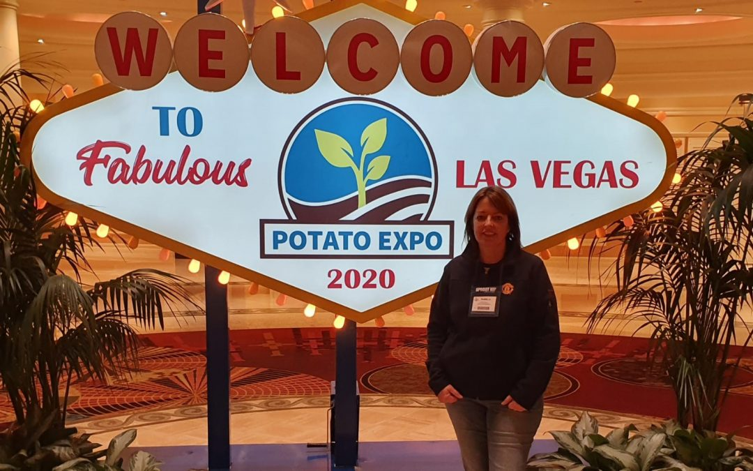 M&P Engineering returns from the Potato Expo 2020