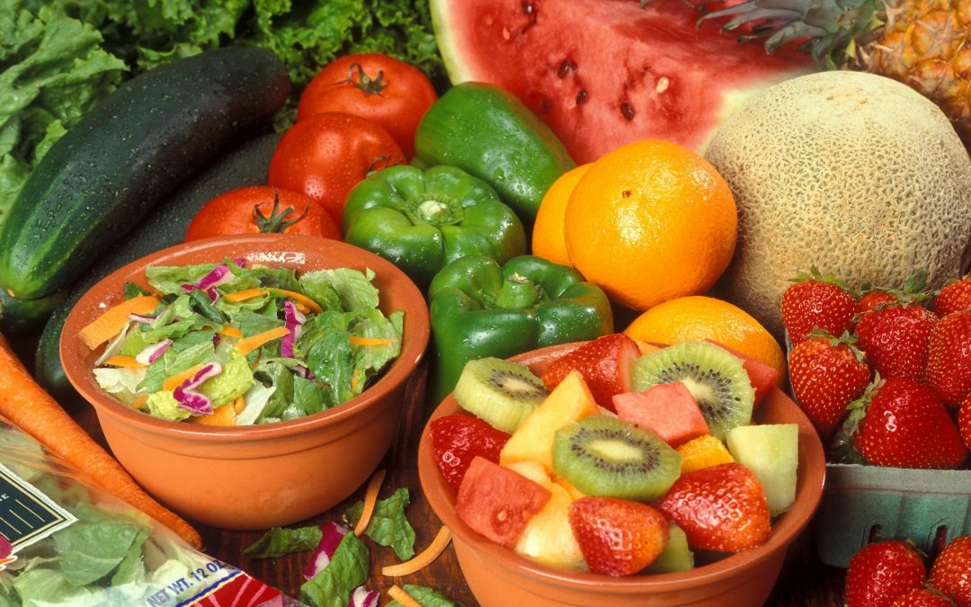 The need for fresh-cut fruit and vegetables is rising again