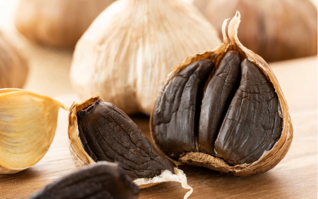 Black garlic: what is it and what are its benefits?