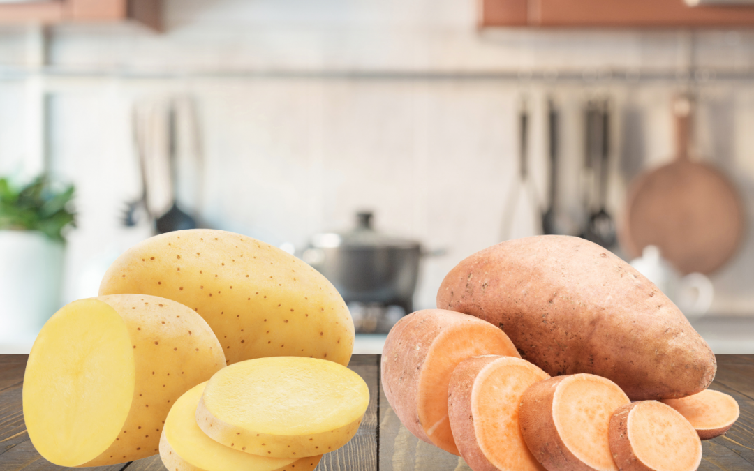 White potatoes vs sweet potatoes: which is better?